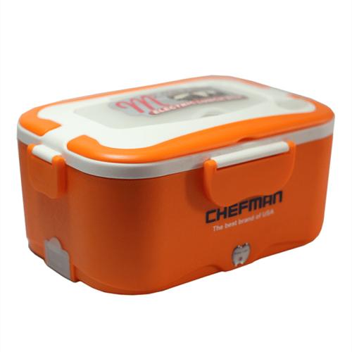 Hộp cơm hâm nóng Chefman CM-112i inox cao cấp