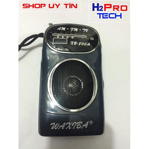 ĐÀI RADIO MINI WAXIBA XB-800A AM FM - 6864871 , 13584269 , 15_13584269 , 130000 , DAI-RADIO-MINI-WAXIBA-XB-800A-AM-FM-15_13584269 , sendo.vn , ĐÀI RADIO MINI WAXIBA XB-800A AM FM