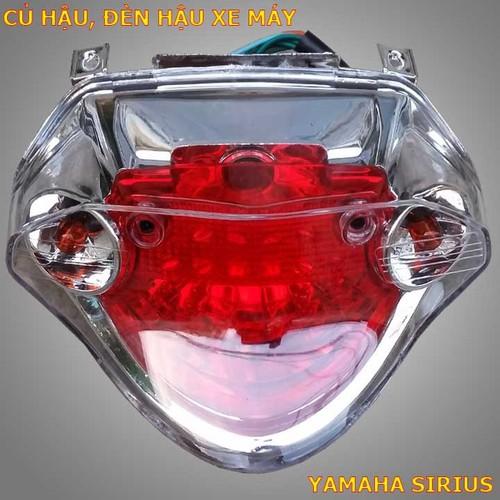 Củ hậu xe máy Yamaha Sirius chất lượng như Zin chính hãng UMV