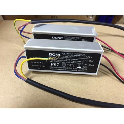 Chấn lưu DONE cho đèn led 50W, DLC-50W1A5-MP-H