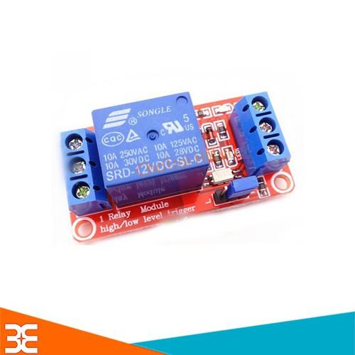 MODULE Relay 12VDC 1 Kênh H-L