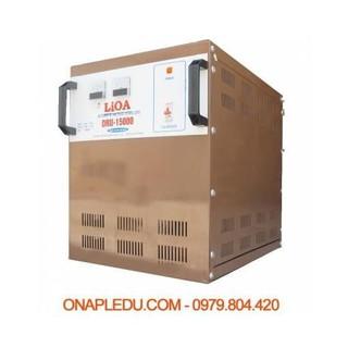 ỔN ÁP LIOA 15KVA - 1PHA 90V - 250V - VN1XRWD5-96 thumbnail