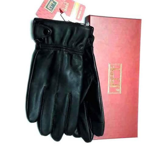 Găng tay nam nữ da thật