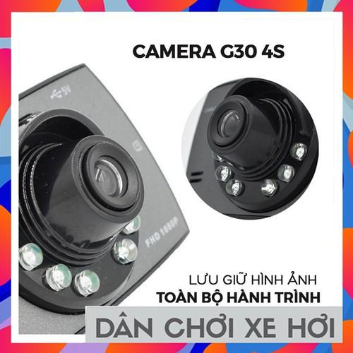 Camera hành trình g30 4s