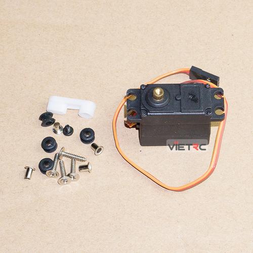 Servo 3 dây nhông đồng nâng cấp xe 1.12