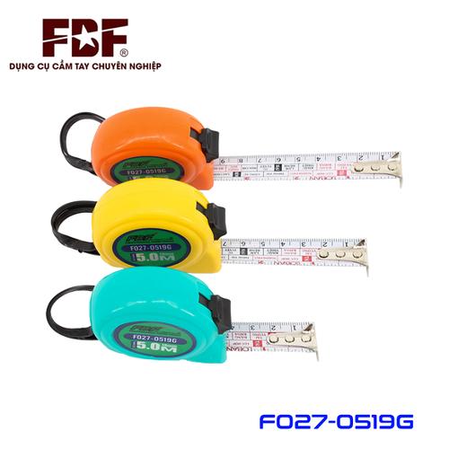 Thước cuộn thép lỗ ban FBF 5 Mét F027-0519G