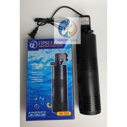 VipSun 703 - Máy bơm lọc và tạo khí cho hồ cá