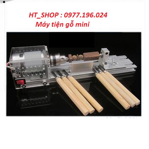 Máy tiện gỗ mini