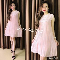 váy bầu ren
