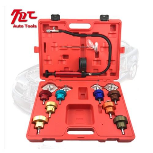 Bộ dụng cụ kiểm tra két nước làm mát 14 chi tiết inox