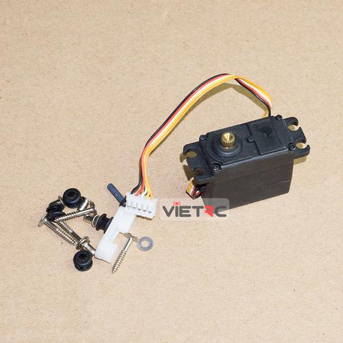 Servo nhông đồng 5 dây cho xe điều khiển 1.12