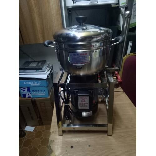 máy xay giò chả inox 1kg