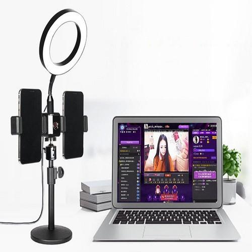 Giá đỡ 2 điện thoại live tream để bàn , Led ring 14cm-Đèn livestream - đèn led mekup - đèn led chụp ảnh - đèn led cao cấp - đèn led đa năng - đèn led làm móng tay - đèn led làm nail - đèn led siêu sán - 6861553 , 13579826 , 15_13579826 , 780000 , Gia-do-2-dien-thoai-live-tream-de-ban-Led-ring-14cm-Den-livestream-den-led-mekup-den-led-chup-anh-den-led-cao-cap-den-led-da-nang-den-led-lam-mong-tay-den-led-lam-nail-den-led-sieu-sang-den-led-xin-den-led-
