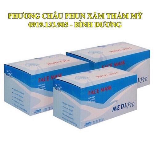 Hộp 50 cái Khẩu Trang Y Tế Face Mask Medi Pro - 6863382 , 13582331 , 15_13582331 , 35000 , Hop-50-cai-Khau-Trang-Y-Te-Face-Mask-Medi-Pro-15_13582331 , sendo.vn , Hộp 50 cái Khẩu Trang Y Tế Face Mask Medi Pro