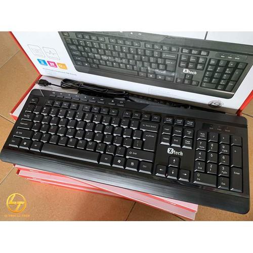 BÀN PHÍM CÓ DÂY X-TECH TM-K4246 USB