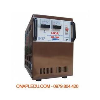 ỔN ÁP LIOA 7,5KVA - 1PHA 50V - 250V - VN1XRWD5-52 thumbnail