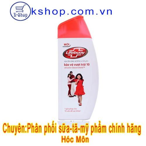 Sữa Tắm Lifebuoy Bảo Vệ Vượt Trội 250g - 4584090 , 13564986 , 15_13564986 , 50000 , Sua-Tam-Lifebuoy-Bao-Ve-Vuot-Troi-250g-15_13564986 , sendo.vn , Sữa Tắm Lifebuoy Bảo Vệ Vượt Trội 250g