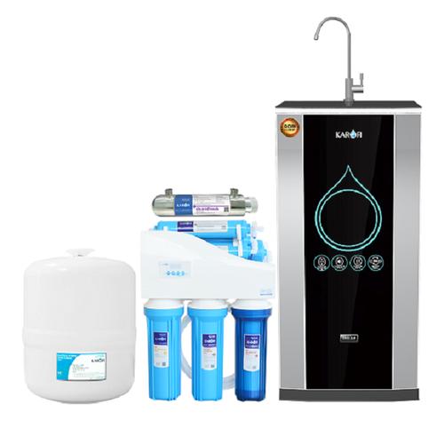Máy lọc nước Karofi sRO 9 cấp KSI90 có đèn UV - 6860845 , 13579029 , 15_13579029 , 7610000 , May-loc-nuoc-Karofi-sRO-9-cap-KSI90-co-den-UV-15_13579029 , sendo.vn , Máy lọc nước Karofi sRO 9 cấp KSI90 có đèn UV