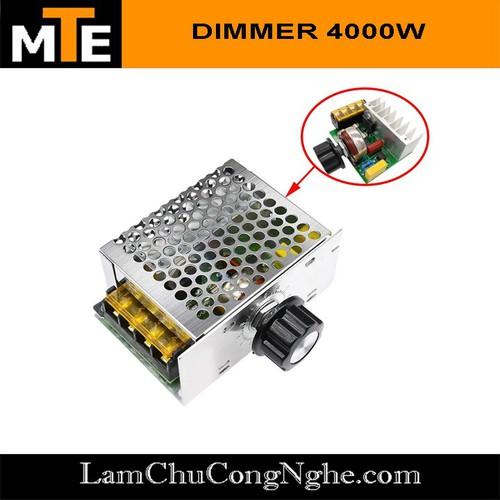 Mạch dimmer công suất 4000W Mạch điều khiển tốc độ động cơ, độ sáng bóng đèn AC 220V - 11213061 , 13577225 , 15_13577225 , 75000 , Mach-dimmer-cong-suat-4000W-Mach-dieu-khien-toc-do-dong-co-do-sang-bong-den-AC-220V-15_13577225 , sendo.vn , Mạch dimmer công suất 4000W Mạch điều khiển tốc độ động cơ, độ sáng bóng đèn AC 220V