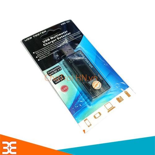 [Tp.HCM] USB Đo Dòng - Đo Áp V3 4V-20V 3A