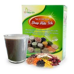 Bột gạo lứt mè đen giảm cân, lợi sữa, đẹp da, hiệu quả cho người ăn kiêng hộp 1Kg
