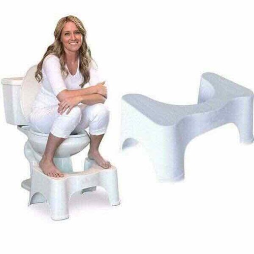 Ghế kê chân Toilet Chèman