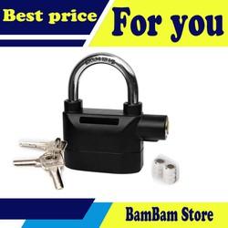 Ổ khóa báo động chống trộm Kinbar K103B