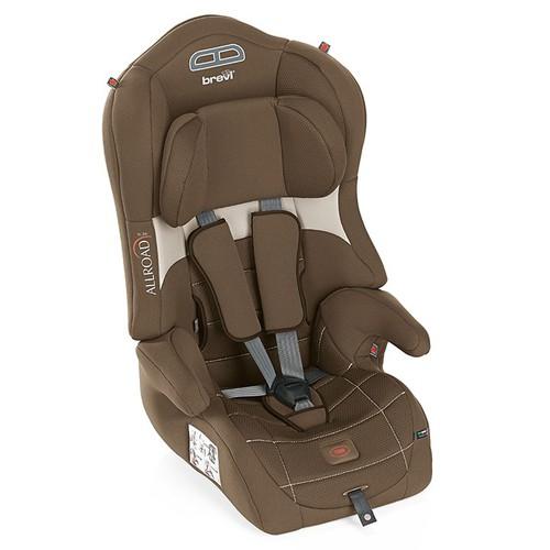 ghế ngồi ô tô cho bé brevi allroad 511 màu nâu