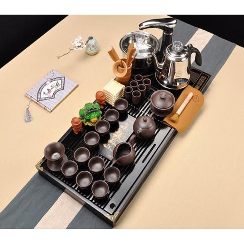 Bàn trà điện Khay gỗ thông minh phong cách Nhật Bản - 6866600 , 13585813 , 15_13585813 , 2140000 , Ban-tra-dien-Khay-go-thong-minh-phong-cach-Nhat-Ban-15_13585813 , sendo.vn , Bàn trà điện Khay gỗ thông minh phong cách Nhật Bản