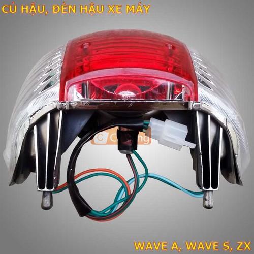Củ hậu xe máy Wave a, s 100, ZX chất lượng như Zin chính hãng UMV