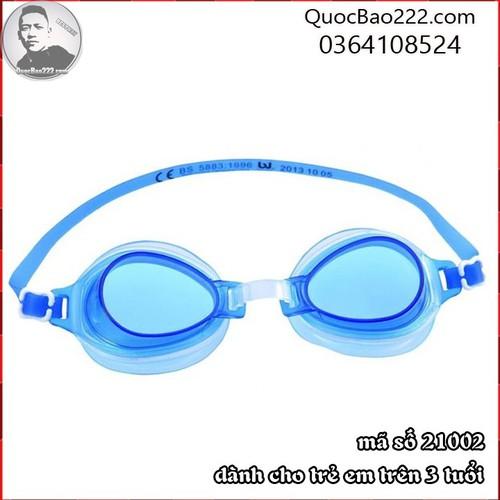 Kính Bơi  Cho Trẻ Trên 3 Tuổi BESTWAY 21002