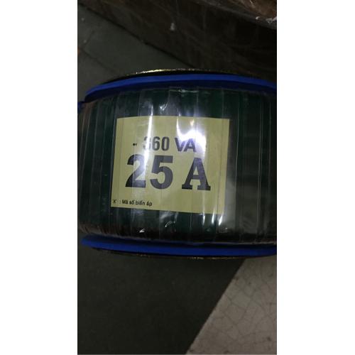 biến áp xuyến 25A