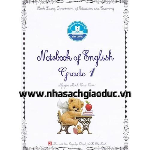 Notebook Of English Grade 1