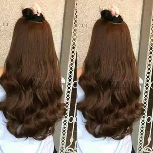tóc giả kẹp chữ U cao cấp - 6849239 , 13564888 , 15_13564888 , 220000 , toc-gia-kep-chu-U-cao-cap-15_13564888 , sendo.vn , tóc giả kẹp chữ U cao cấp