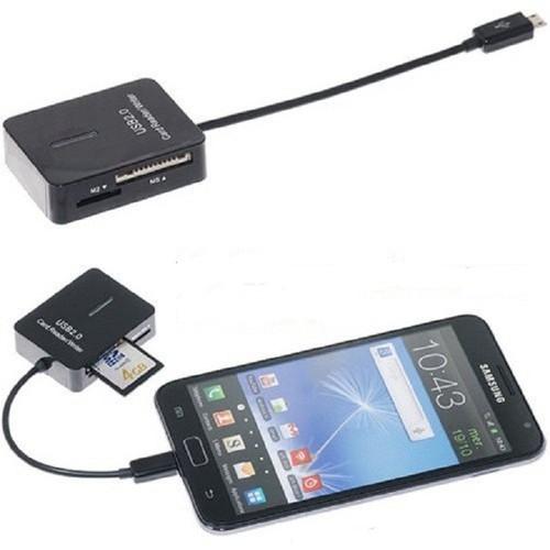 Đầu OTG đọc thẻ nhớ 5 in 1 cho điện thoại - Tương thích với tất cả các thiết bị Smartphone có OTG micro USB - 6859112 , 13577140 , 15_13577140 , 170000 , Dau-OTG-doc-the-nho-5-in-1-cho-dien-thoai-Tuong-thich-voi-tat-ca-cac-thiet-bi-Smartphone-co-OTG-micro-USB-15_13577140 , sendo.vn , Đầu OTG đọc thẻ nhớ 5 in 1 cho điện thoại - Tương thích với tất cả các thiế