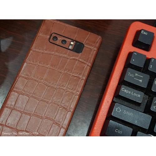 Miếng dán da điện thoại Samsung Note8 - 6861350 , 13579570 , 15_13579570 , 150000 , Mieng-dan-da-dien-thoai-Samsung-Note8-15_13579570 , sendo.vn , Miếng dán da điện thoại Samsung Note8