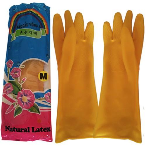 Găng tay cao su Hàn Quốc
