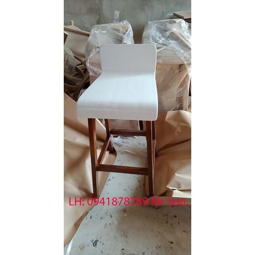 Ghế quầy bar chân gỗ, cty sản xuất trực tiếp cung cấp giá rẻ. - 6872595 , 13592812 , 15_13592812 , 570000 , Ghe-quay-bar-chan-go-cty-san-xuat-truc-tiep-cung-cap-gia-re.-15_13592812 , sendo.vn , Ghế quầy bar chân gỗ, cty sản xuất trực tiếp cung cấp giá rẻ.