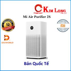 Máy Lọc Không Khí Xiaomi Mi Air Purifier 2S - DiGiWorld phân phối - FJY4020GL