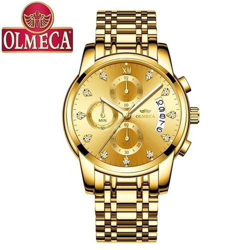 Đồng hồ thể thao nam OLMECA 827 chính hãng OLM5-10