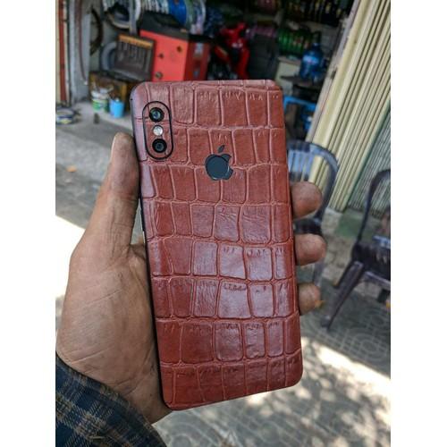 Miếng dán da điện thoại Xiaomi Redmi Note5Plus