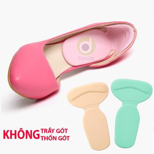 01 cặp lót giày cao gót giày búp bê - Chống trầy gót chân, bằng mút bọc vải cực êm chân - 4588021 , 13593879 , 15_13593879 , 20000 , 01-cap-lot-giay-cao-got-giay-bup-be-Chong-tray-got-chan-bang-mut-boc-vai-cuc-em-chan-15_13593879 , sendo.vn , 01 cặp lót giày cao gót giày búp bê - Chống trầy gót chân, bằng mút bọc vải cực êm chân