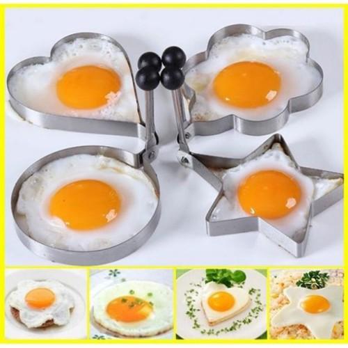 khuôn chiên trứng 4 kiểu