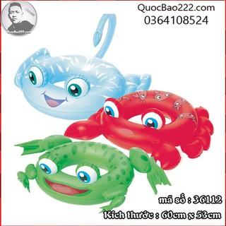 Phao bơi sinh vật biển ngẫu nhiên - Bestway 36112 - h36112 thumbnail