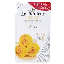 Sữa Tắm Hương Nước Hoa Enchanteur Charming Túi 450G