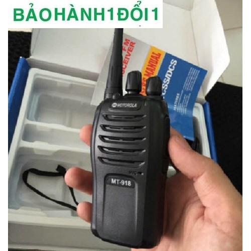 Bộ đàm chính hãng Motorola quân đội đàm thoại vượt mọi địa hình