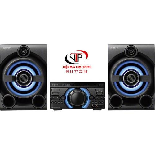 Dàn âm thanh Sony 2.0 MHC-M60D 290W - 6891575 , 13615579 , 15_13615579 , 6999000 , Dan-am-thanh-Sony-2.0-MHC-M60D-290W-15_13615579 , sendo.vn , Dàn âm thanh Sony 2.0 MHC-M60D 290W