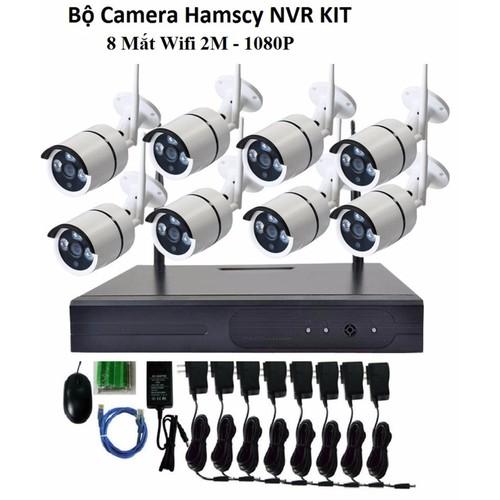 Bộ đầu ghi camera wifi 8 mắt camera 2.0M độ phân giải 1080P - 4489704 , 13731510 , 15_13731510 , 5690000 , Bo-dau-ghi-camera-wifi-8-mat-camera-2.0M-do-phan-giai-1080P-15_13731510 , sendo.vn , Bộ đầu ghi camera wifi 8 mắt camera 2.0M độ phân giải 1080P