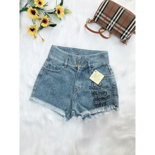 Quần Short Jean xinh