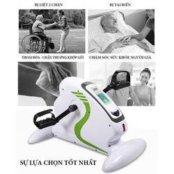 Xe đạp tập WE3 phục hồi chức năng cho người tai biến